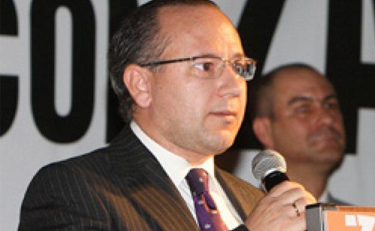 Francisco José Alcaraz, senador de VOX por Andalucía
