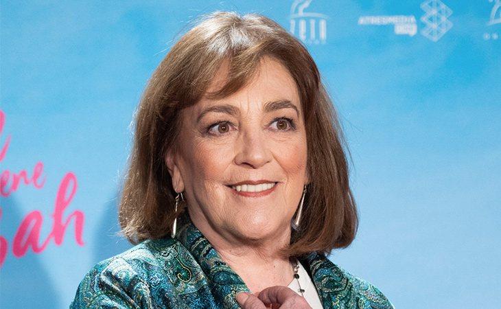 Carmen Maura se muestra contraria al feminismo y al #MeToo
