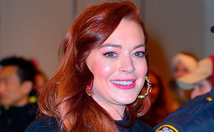 Lindsay Lohan tacha de débiles a las mujeres del #MeToo