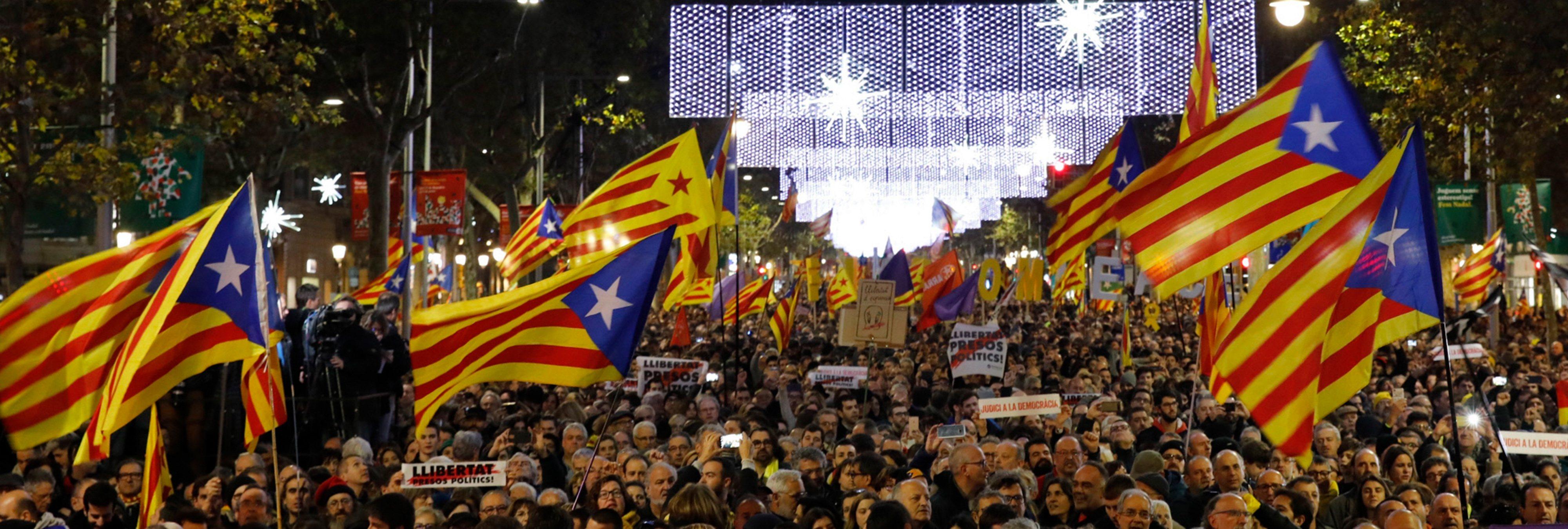 5 claves para entender el juicio del procés independentista catalán