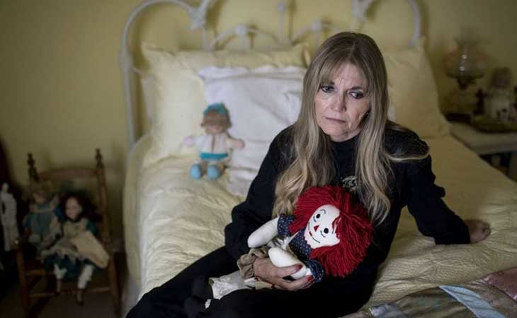 Gwen Casados, la madre de una de las víctimas