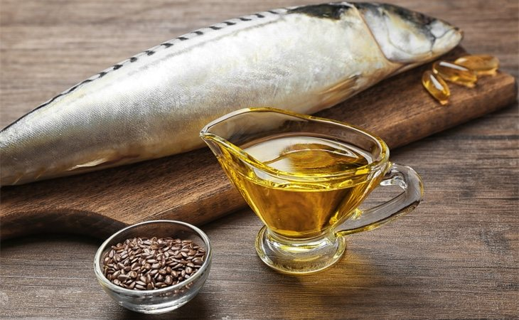 El pescado y el aceite son los productos menos consumidos por los jóvenes