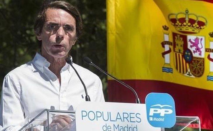 Aznar ya utilizó la figura del relator en sus negociaciones con ETA