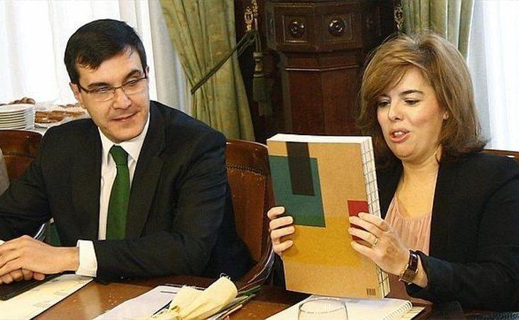 José Luis Ayllón forma parte del círculo cerrado de la exvicepresidenta, que se reúne periódicamente para largar doctrina contra Pablo Casado