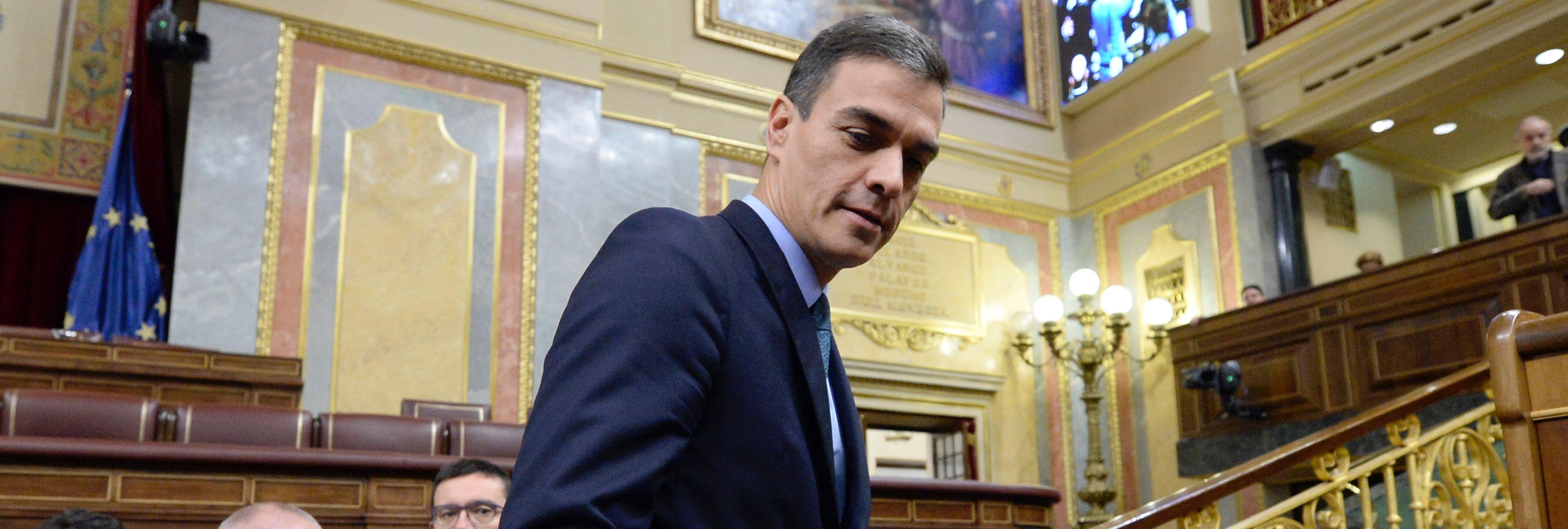 El Congreso rechaza los Presupuestos de Pedro Sánchez, que anunciará fecha de elecciones generales