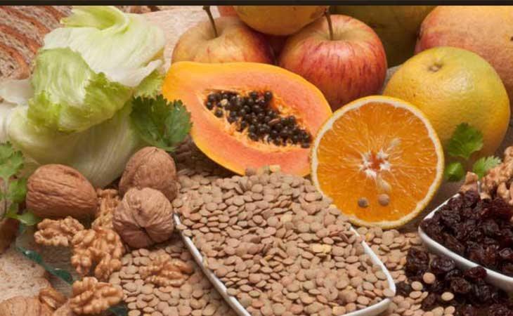 La fibra mejor desde alimentos naturales