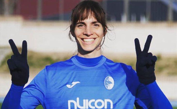 Alba Palacios, primera futbolista trasngénero federada