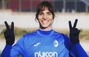 """Alba Palacios, primera futbolista transgénero federada: """"VOX debería abrir la mente"""""""