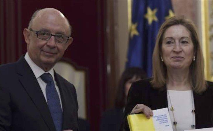 España continúa gobernada con unos presupuestos elaborados a inicios de 2018