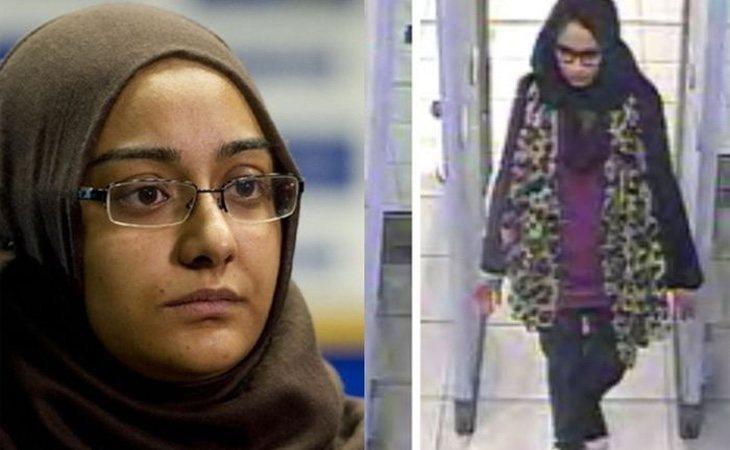 Shamima huyó a Siria y ahora busca la manera de volver a Londres