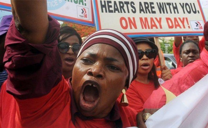 Los hombres nigerianos tienen potestad para maltratar a su mujer