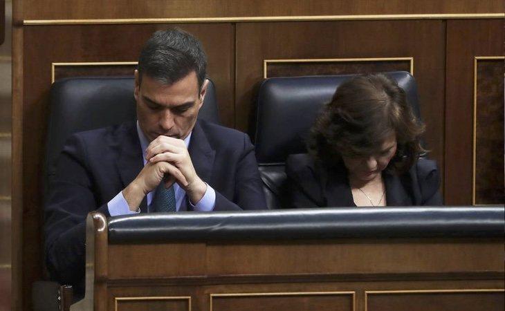 Pedro Sánchez se ha visto obligado a adelantar las elecciones tras el rechazo de los presupuestos en el Congreso