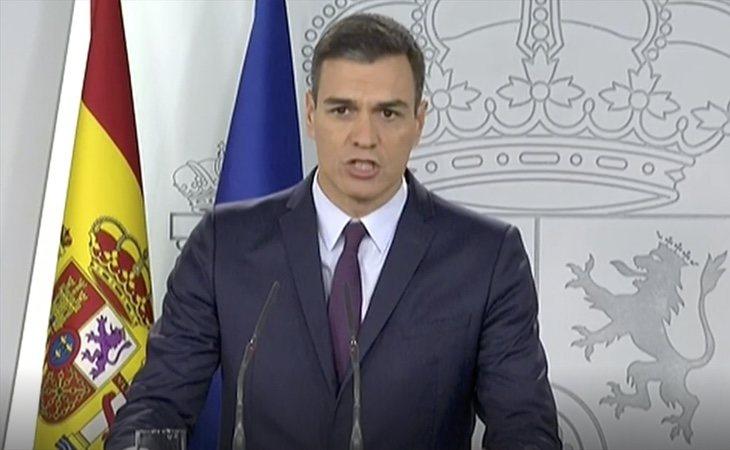 Pedro Sánchez ha convocado nuevas elecciones generales
