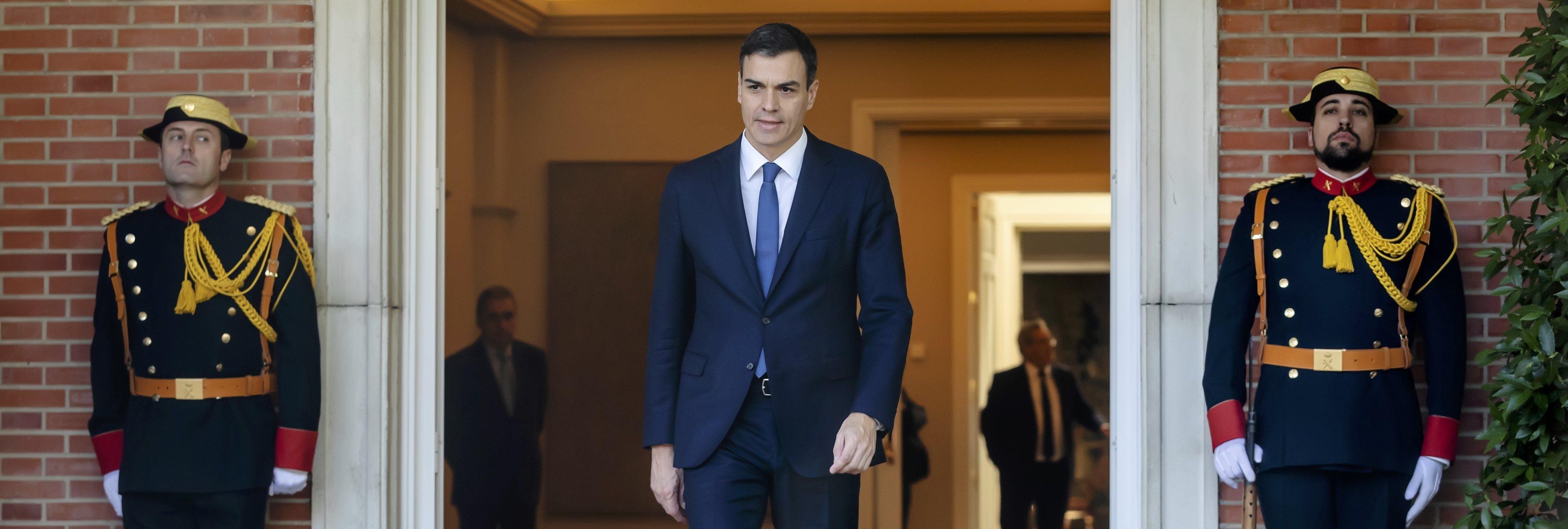 Pedro Sánchez convoca elecciones para el próximo 28 de abril