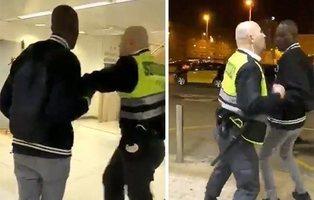Nuevo caso de racismo en Renfe: un guardia empuja a un viajero negro para coger su billete