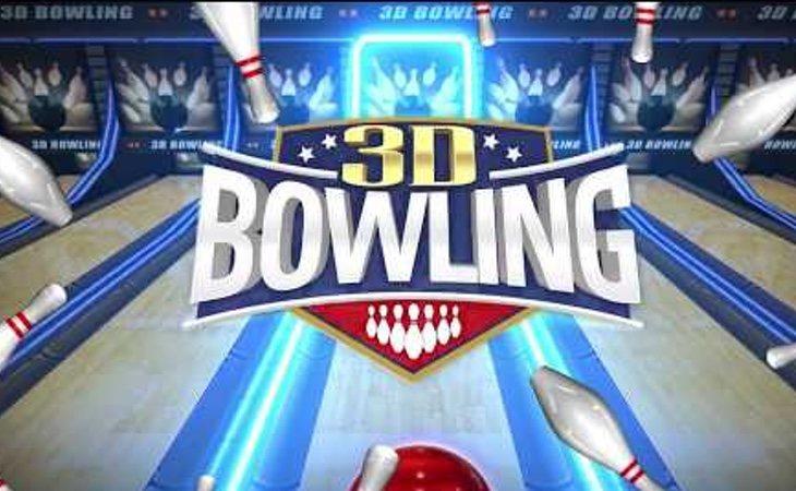 '3D Bowling' almacena los datos de sus usuarios