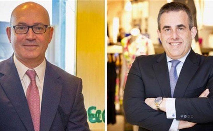 Nuño de la Rosa y Víctor del Pozo han iniciado una senda de reformas en los grandes almacenes