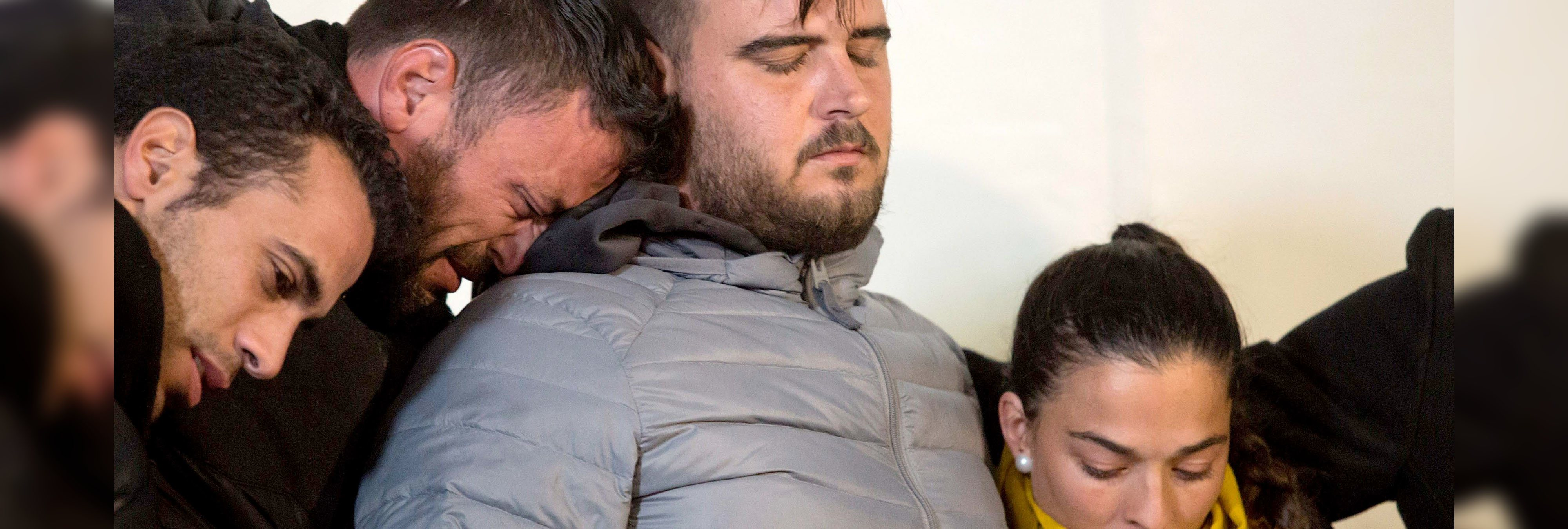 El pasado delictivo de David Serrano, el dueño de la finca donde falleció Julen