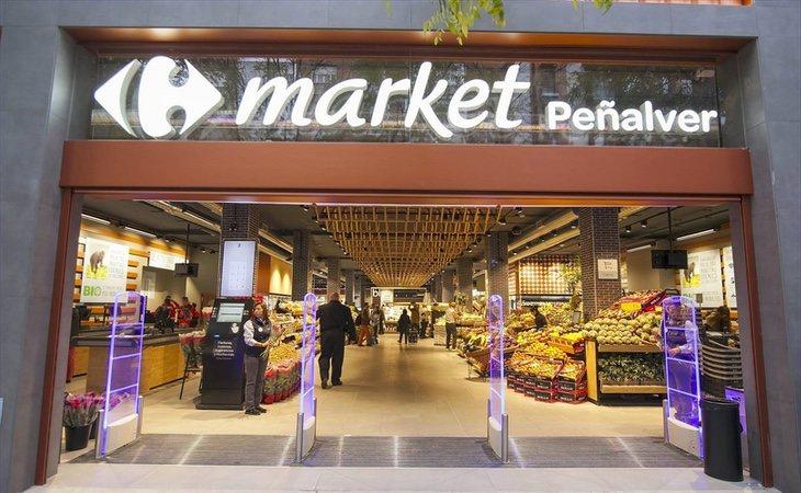 Carrefour espera reducir la superficie de las tiendas y acercarse a las zonas residenciales, siguiendo las tendencias del sector