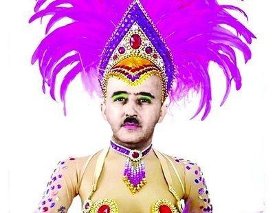 Polémica en Barcelona: el Ayuntamiento promociona los Carnavales 'travistiendo' a Franco