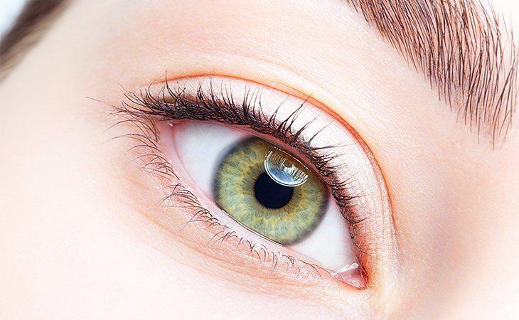 Los ojos verdes están relacionados con personalidades agradables y fuertes
