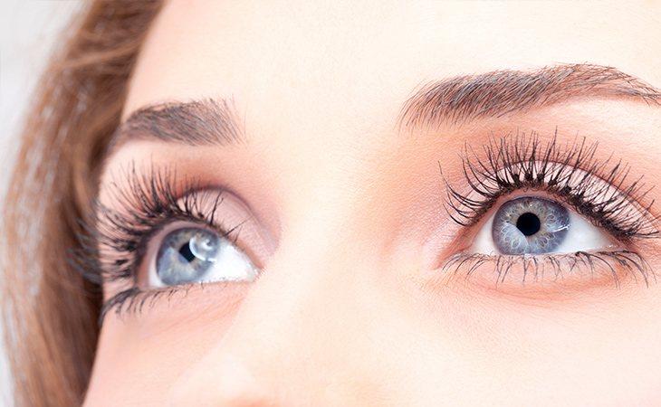 Los ojos grises son de los colores menos comunes