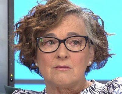 """La abuela de Julen, en televisión: """"La montaña no lo quería soltar, se enamoró del él"""""""