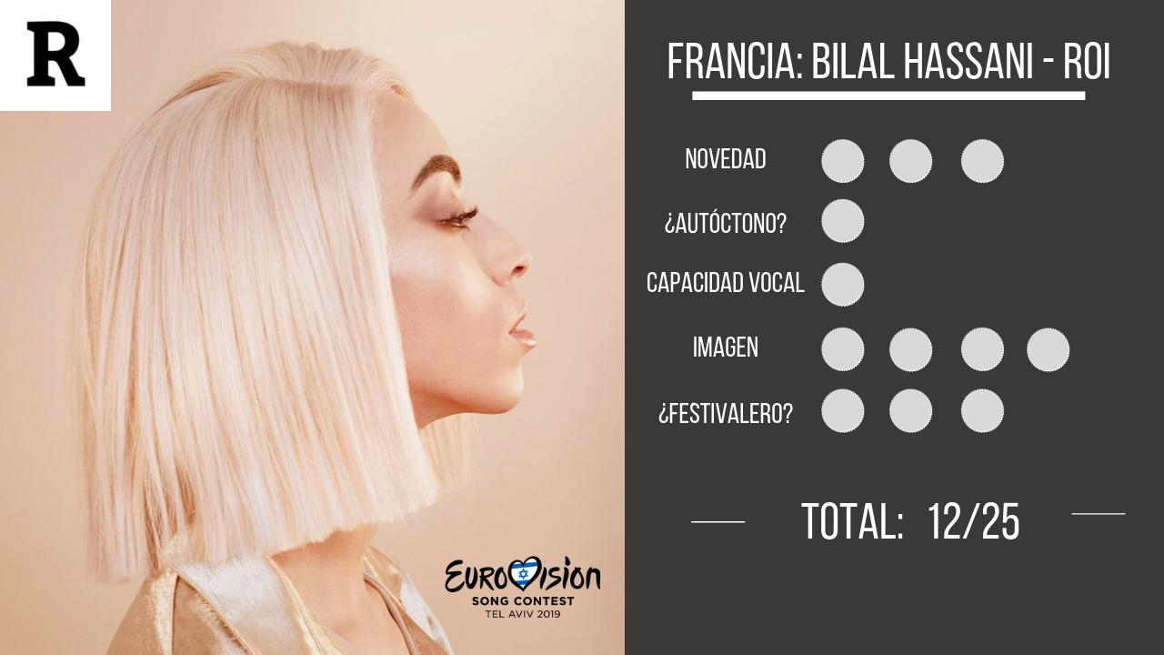 Madame Monsieur es la representante de Francia en Eurovision 2019