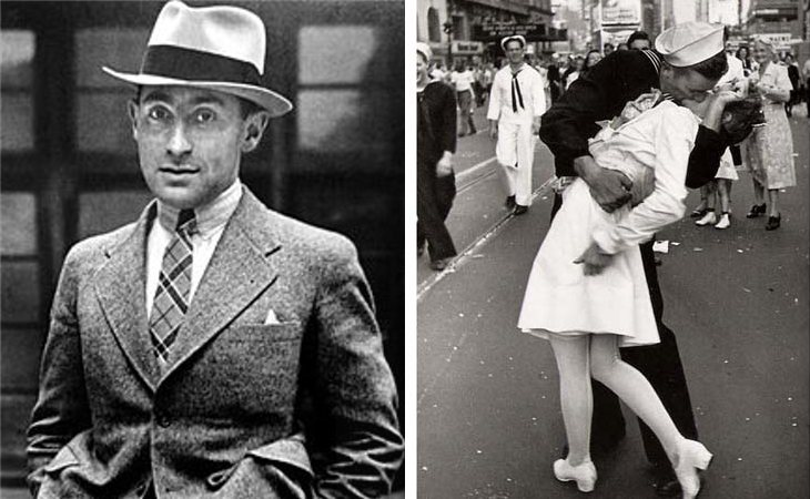 Alfred Eisenstädt, fotógrafo del beso más famoso del mundo
