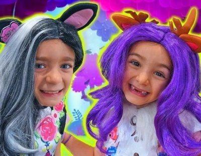 La Fiscalía de Menores investiga el canal de dos niñas youtubers que promocionan maquillaje