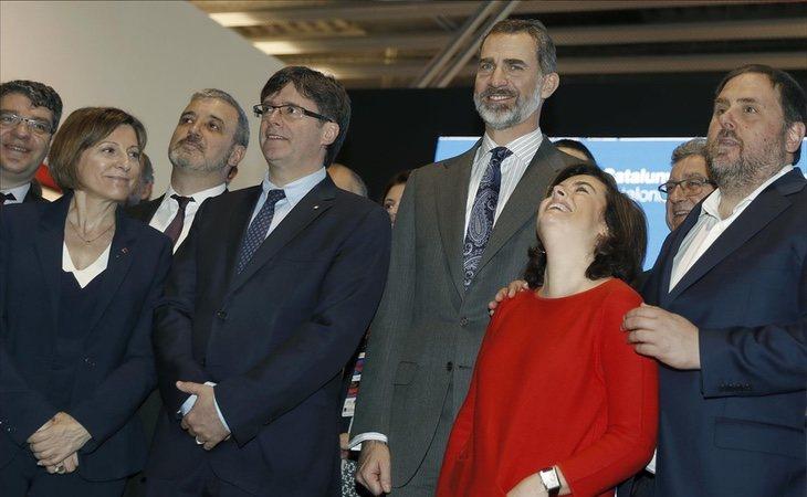 El Gobierno no planteó aplicar la Ley de Sitio en Cataluña