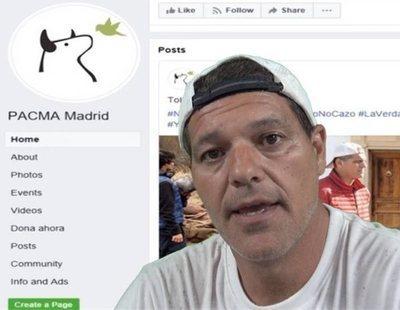 """Frank Cuesta carga duramente contra PACMA: """"Generáis odio contra los humanos"""""""
