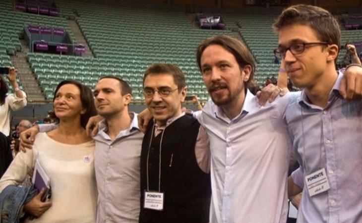 La desintegración de Podemos ha cambiado de eje el voto del descontento político