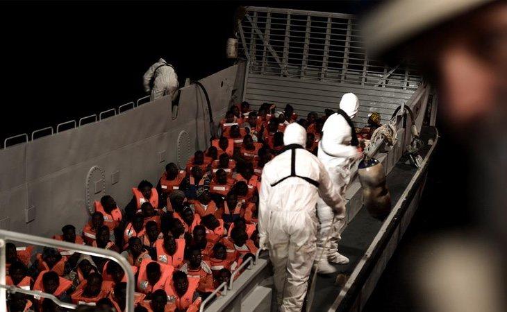 Pedro Sánchez terminó con una política de asilo a refugiados de bajo perfil mediático