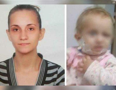 """Detienen a una madre por inyectar jabón y lejía a su bebé: """"no podía quererla, la torturé"""""""