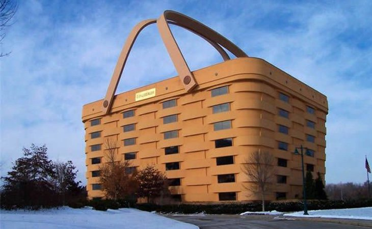 'Basket Building' de Dave Longaberger