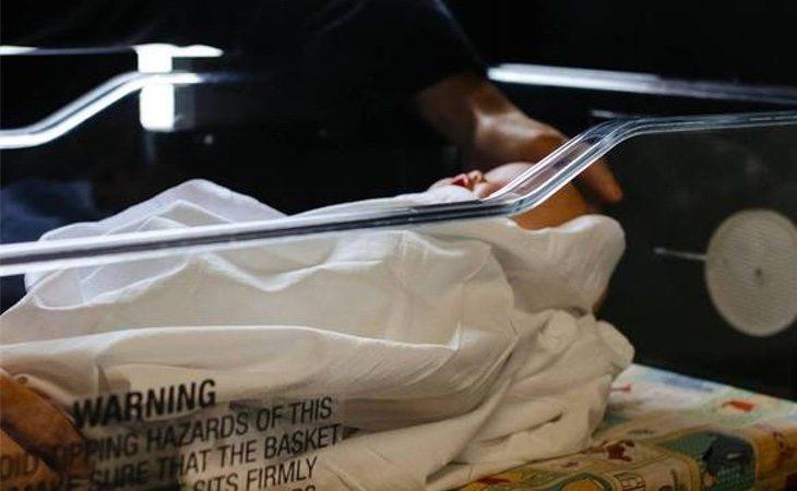 Los sensores de la caja alertan a las autoridades para que se hagan cargo de los recién nacidos