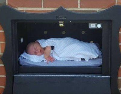 Los 'buzones' para dejar a los recién nacidos no deseados ya son reales en Estados Unidos