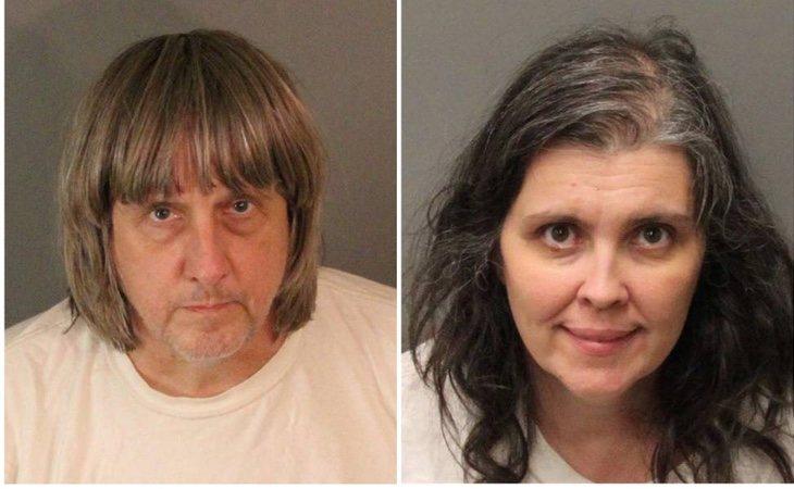 El matrimonio Turpin se ha declarado culpable de secuestrar y torturar a sus hijos