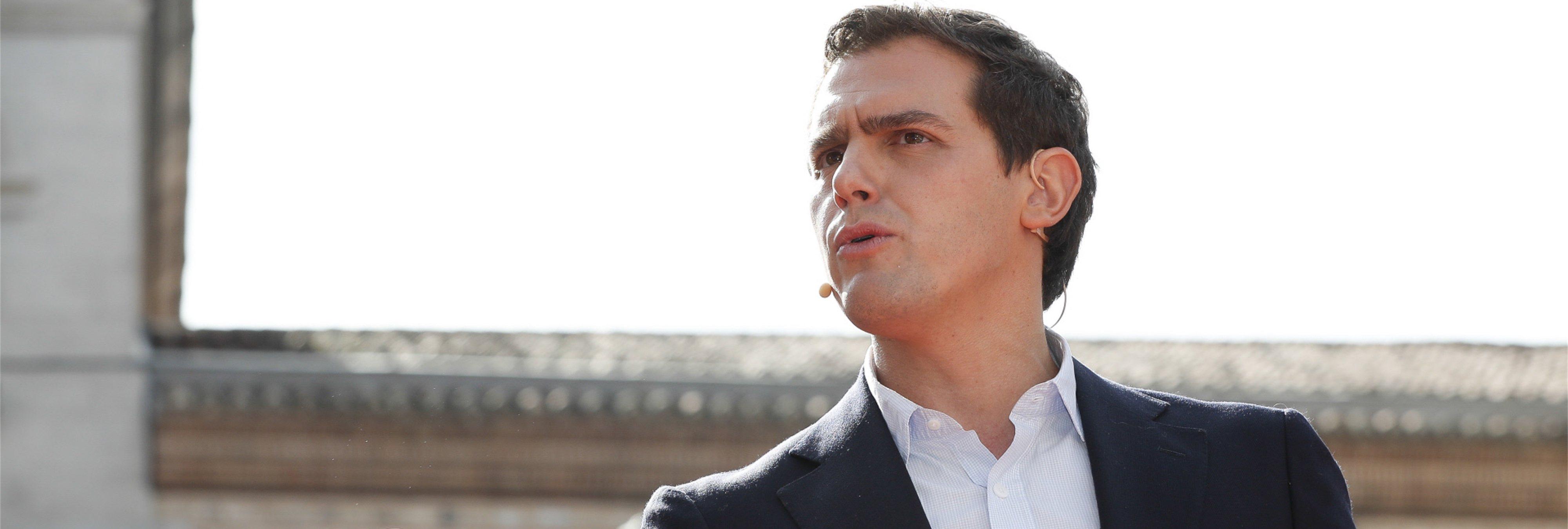 """Albert Rivera, llamado a declarar por la denuncia de """"financiación ilegal de Ciudadanos"""""""