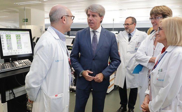 Garrido ha anunciado el recorte del horario de los centros de salud en, al menos, dos horas diarias