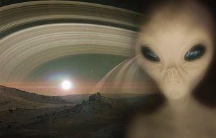 """Titan, una de las lunas de Saturno, podría tener """"vida alienígena basada en metano"""""""