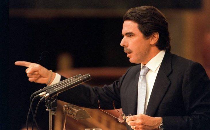 Aznar no aprobó una Ley Integral contra la Violencia de Género