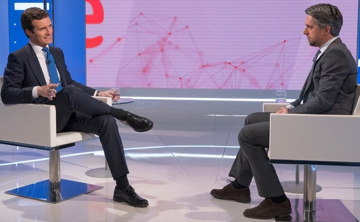 Pablo Casado ejecutará recortes en cuanto alcance el Gobierno