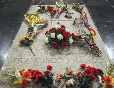 Decenas de demandas basadas en un informe de la Fundación Franco para evitar la exhumación
