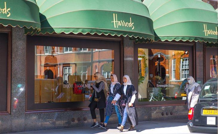 Harrod's o Lafayette son excepciones en este sector