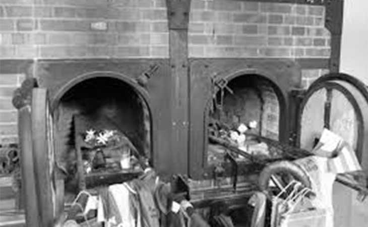 Crematorio de 'Mauthausen