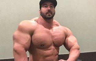 Así es Craig Golias, el 'Goliath' más grande del culturismo
