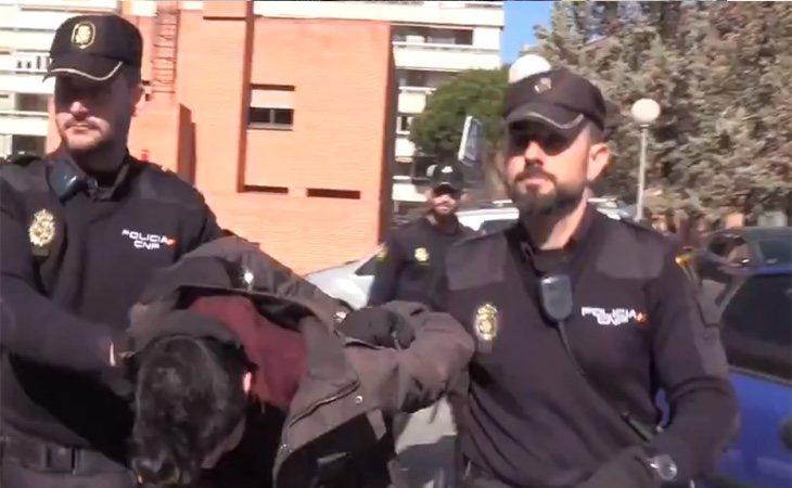El 'caníbal de Ventas' continúa en prisión sin fianza