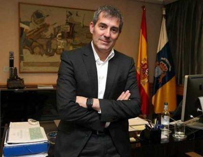 Imputan al presidente de las Islas Canarias por corrupción